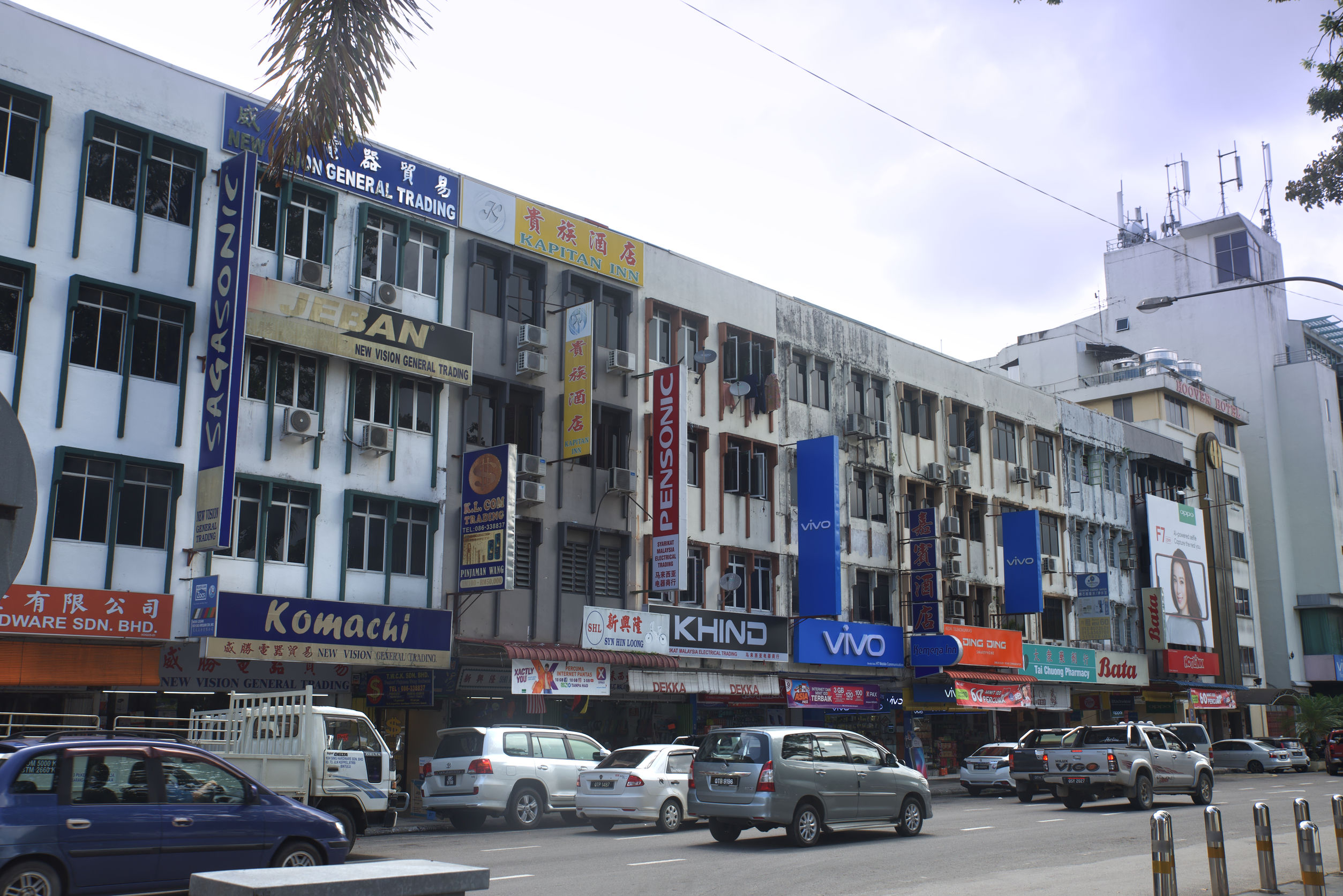 shop units in Malaysia
