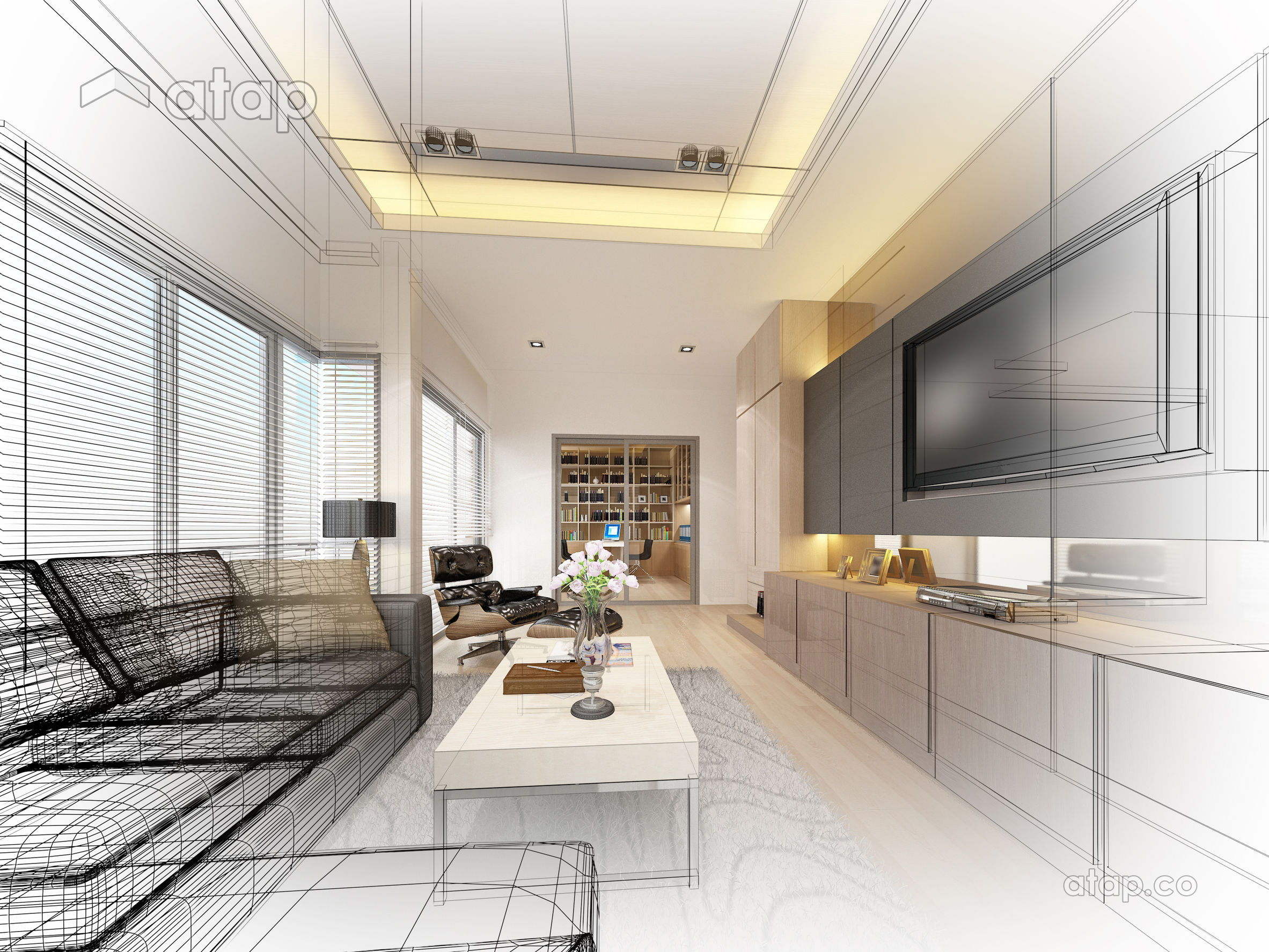 Designsketch Interior