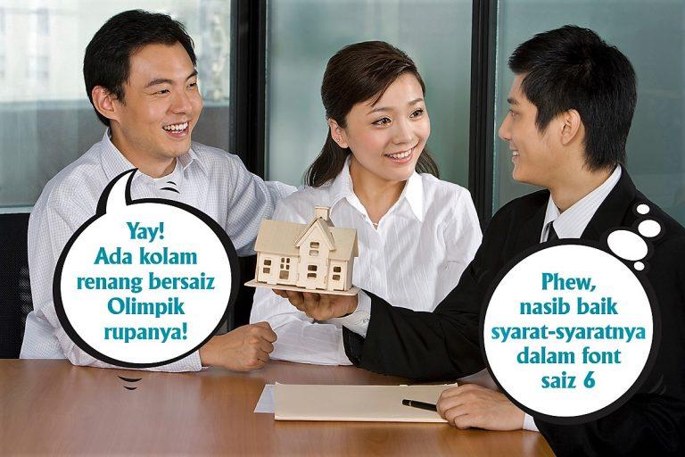 14 panduan mudah beli rumah di Malaysia - Petua 1