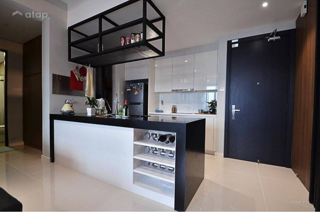 This Is Your Ultimate List Of Malaysian Kitchen Designs And Layouts