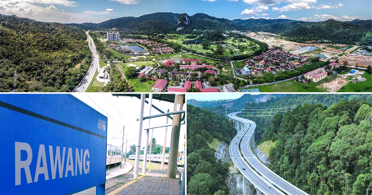 7 interesting things you need to know about Rawang main 2