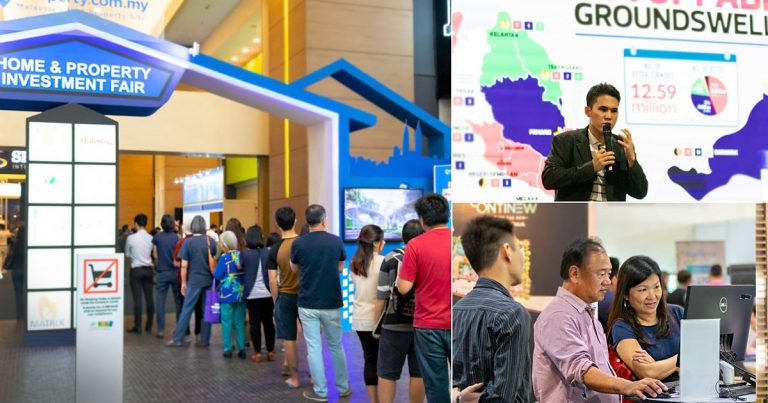 Home and property investment fair 2018
