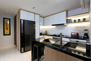 Combined-kitchen