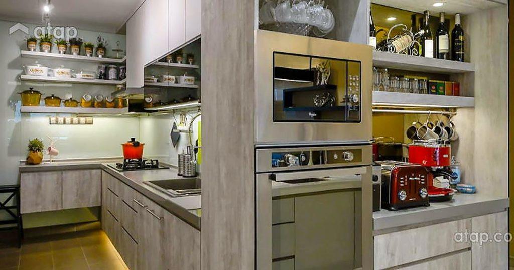 Deco Dapur Guna Barang Eco
