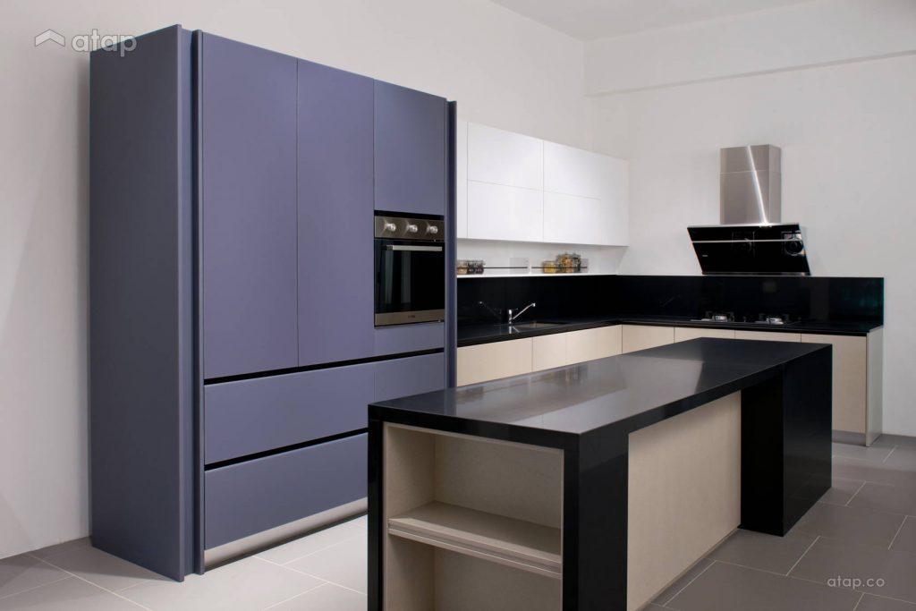 Kabinet dapur pulau (kitchenisland)