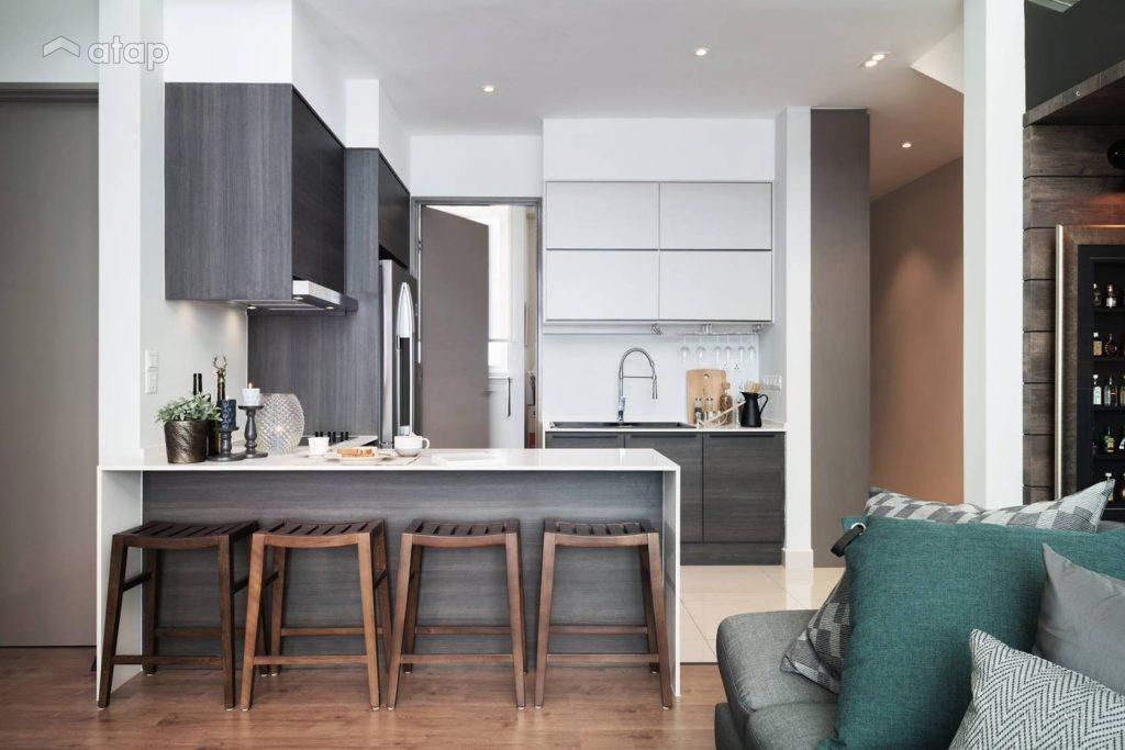 6 Idea Susun Atur Dapur Untuk Kediaman