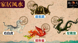 four-celestial-animals