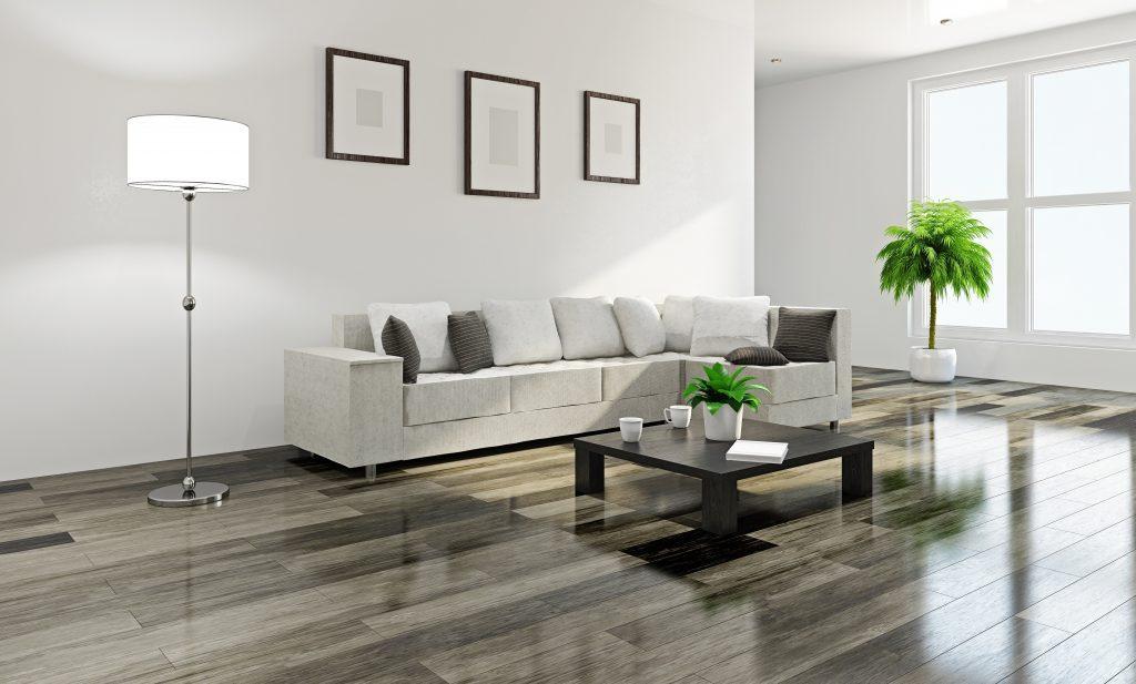 Gambar lampu hiasan berdiri untuk ruang tamu
