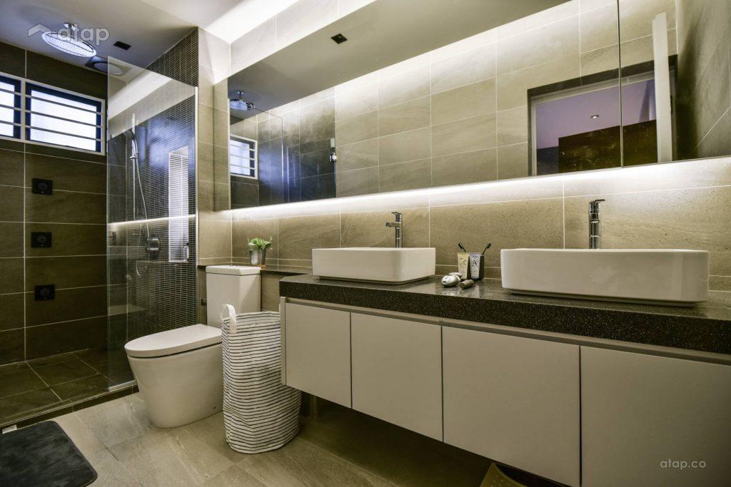 Gambar downlight hiasan untuk bilik mandi