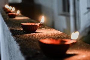 diya-lamp-deeepavali-celebration