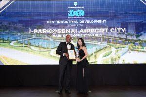 iDEA-2018-Winner-Best-Industrial-Development