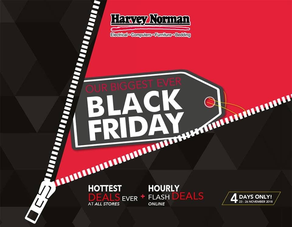 Harvey-norman-black-friday