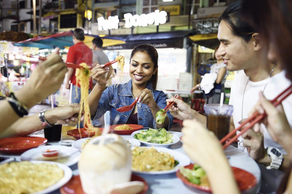 setia sky seputih food and amenities