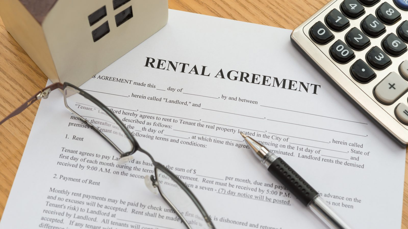 rental-tenant-agreement