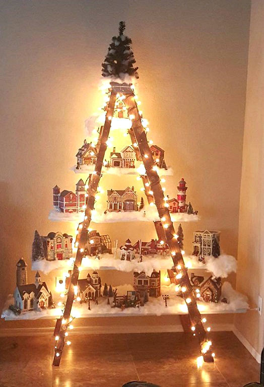 2-Ladder-Christmas-tree