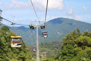 Cable car genting highlandss