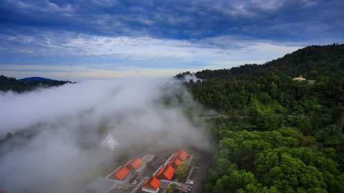 Genting Highlands morning view