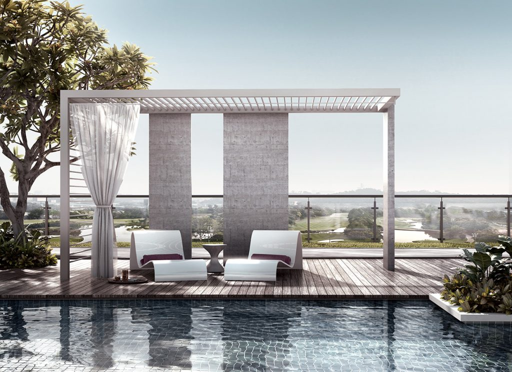 senada-residences-swimming_pool_golf-course-living