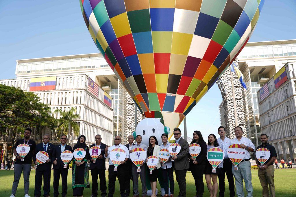 Hot air balloon putrajaya 2019 price