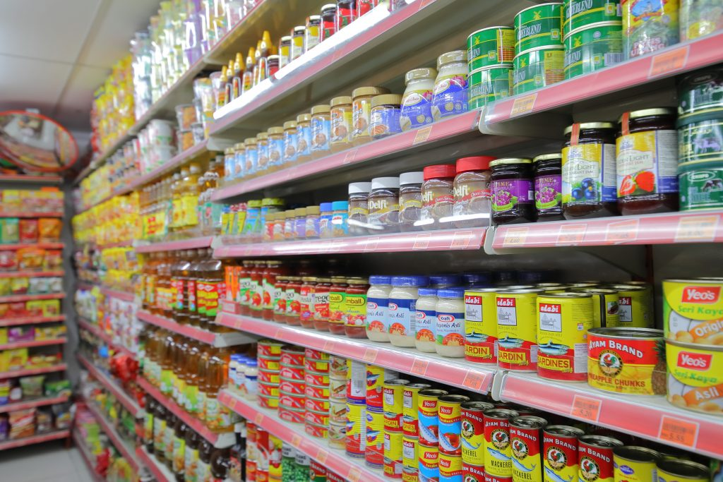 Barang wajib ada di dalam rumah jika berlaku kecemasan - Makanan dan bahan masak asas