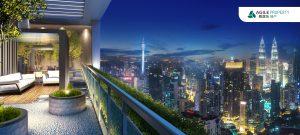 Sky-Garden-Agile Bukit Bintang.