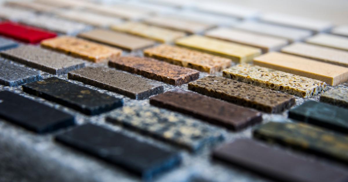 花岗岩、大理石或石英石:你应该选择哪款厨房台面?2