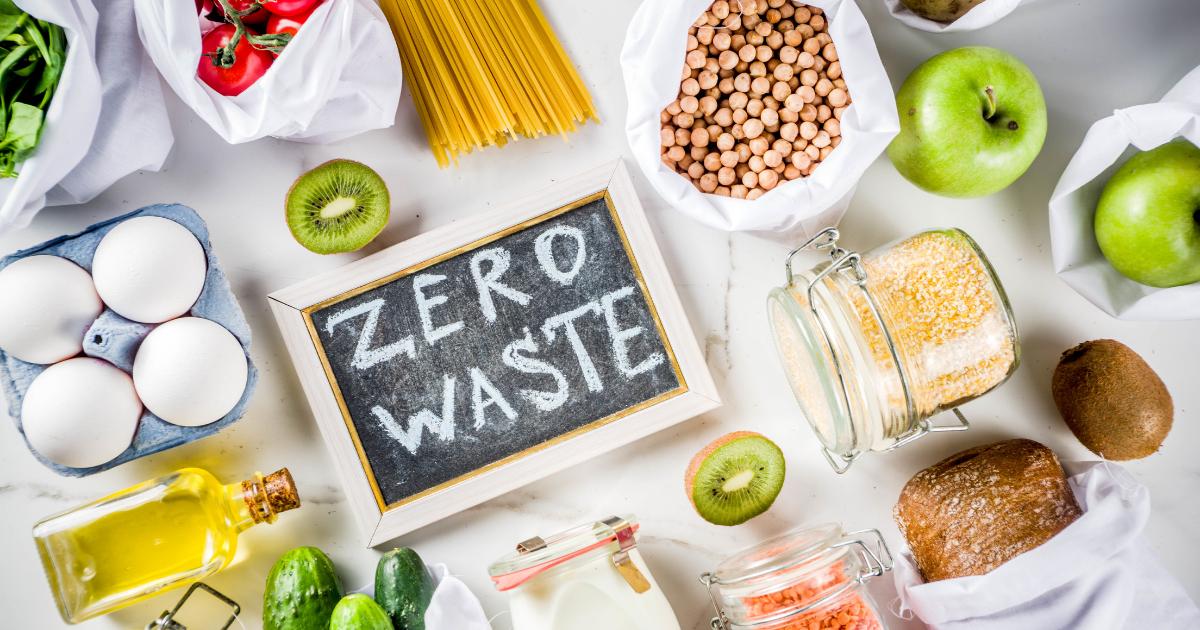 6 ways to start living zero waste
