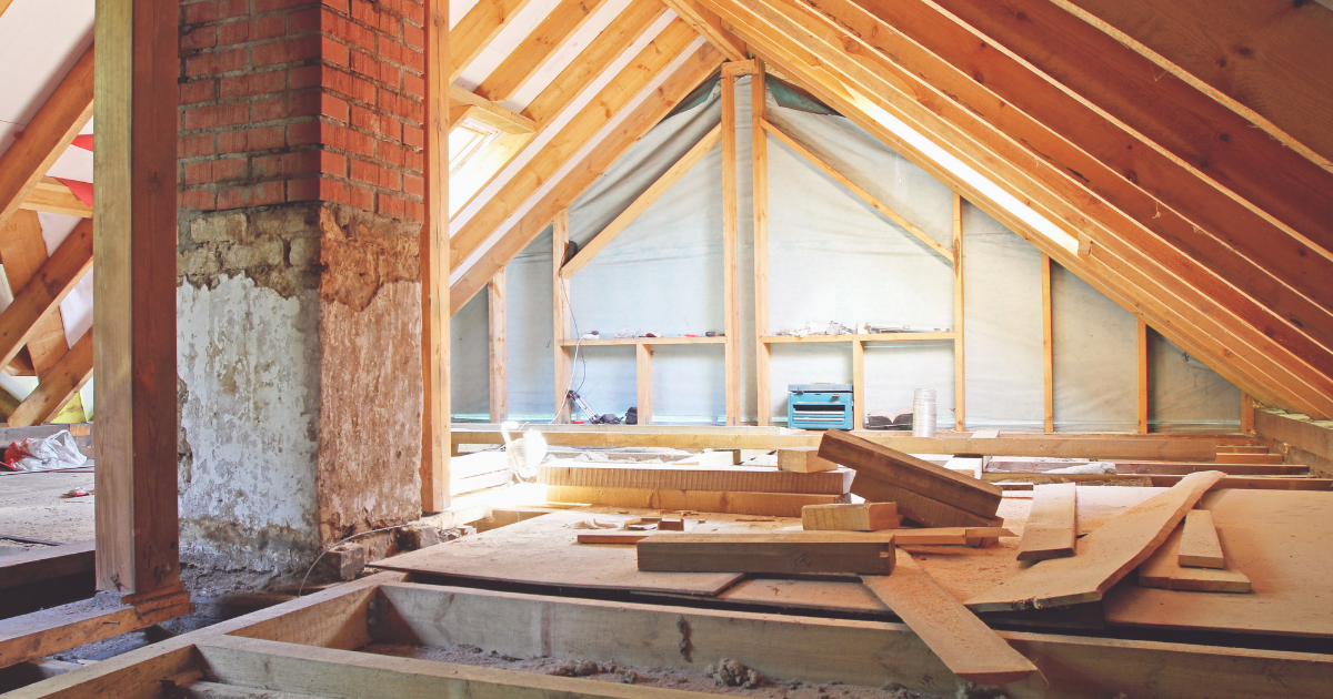 Part 3 of home renovation is major structural works and extensions