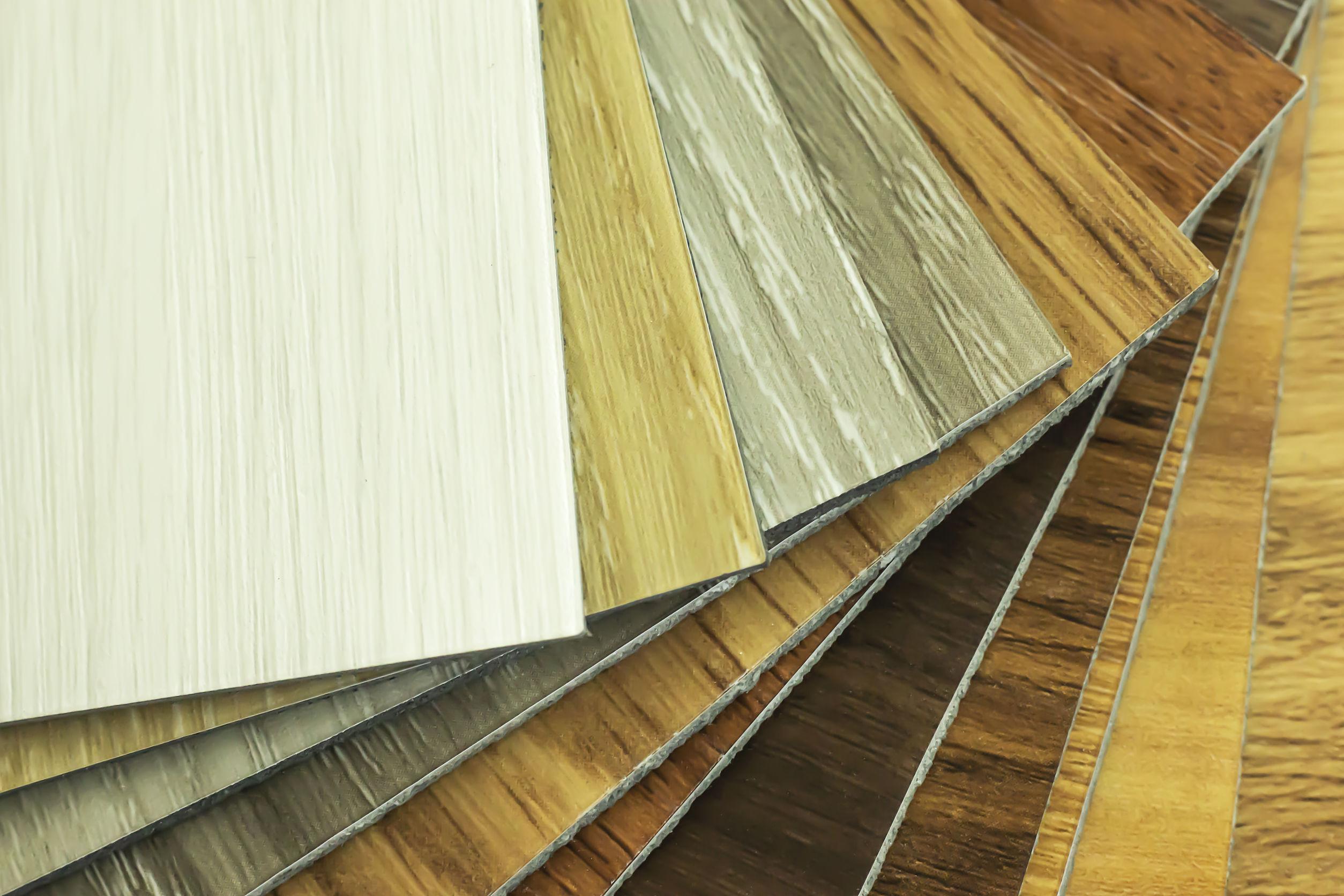 Example of Vinyl Flooring