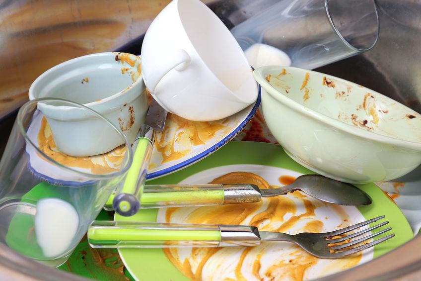 Pantang larang harian masyarakat Melayu - Siapa yang tidak basuh pinggan selepas makan akan lambat menerima menantu