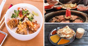 Amazing foods in Taman Desa