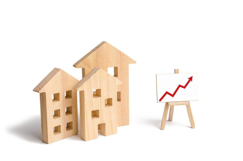 High rise property price appreciation in Taman Desa
