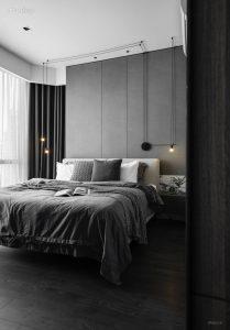 526-sqft-soho-kl-pins-studio-monochrome-bedroom