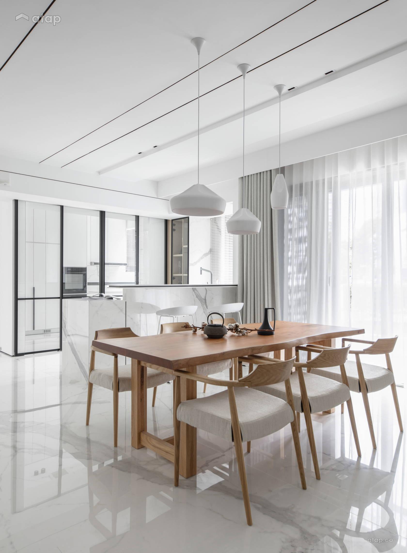 the-impact-of-white-double-storey-desa-parkcity-pins-studio-white-minimalist-dining-room