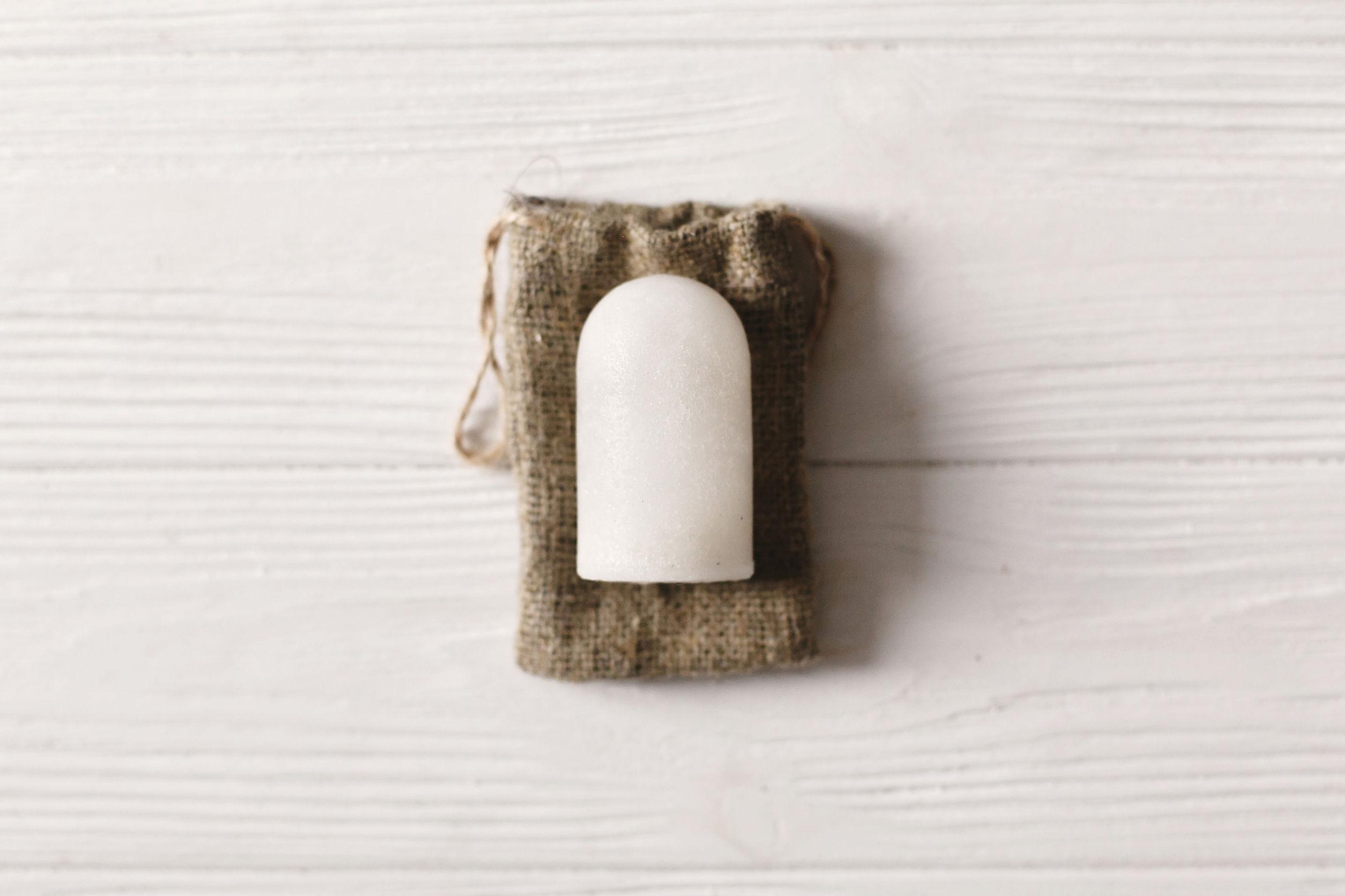 natural crystal alunite deodorant