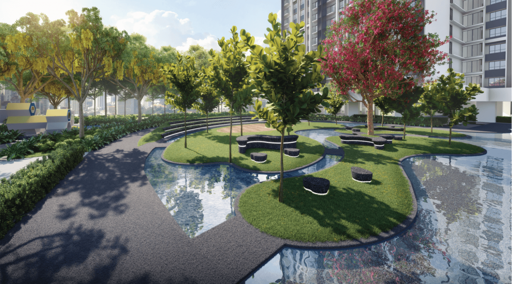 M Oscar - a strategic project off Jalan Kuchai Lama