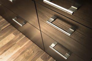 wooden wardrobe drawer