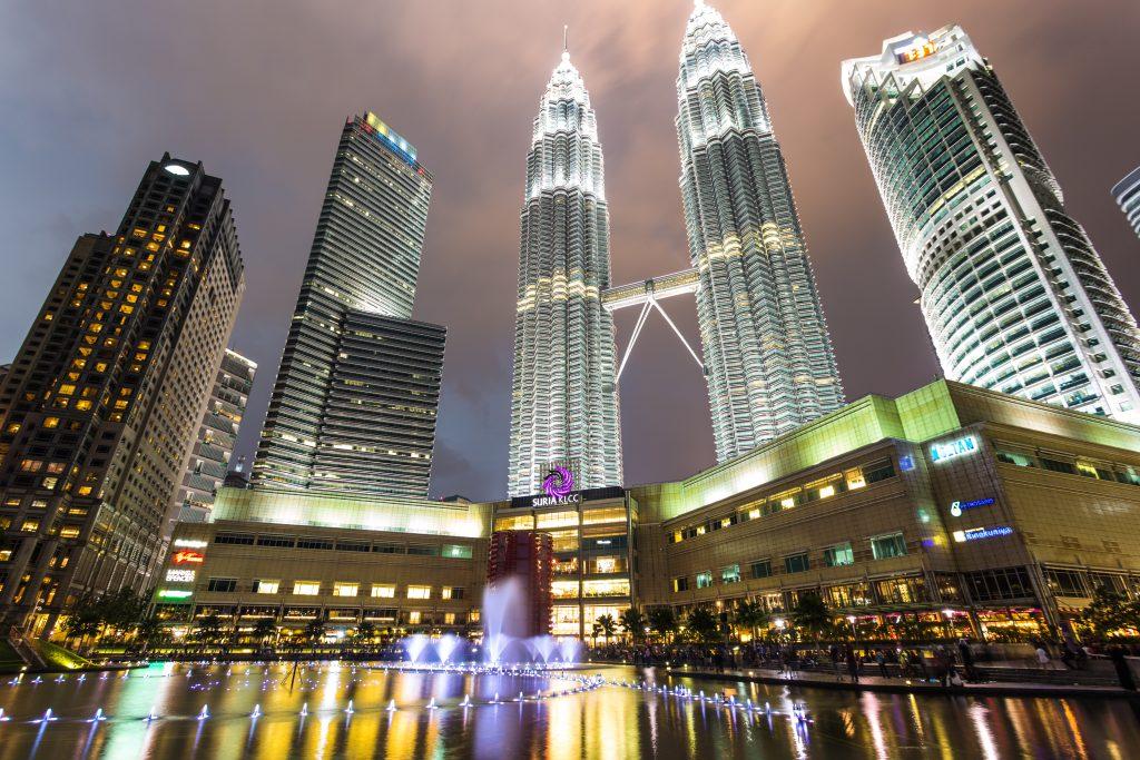 Kuala Lumpur's Shopping District