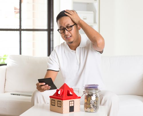 common mistakes with home financing
