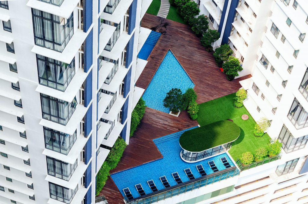 What is a strata title property