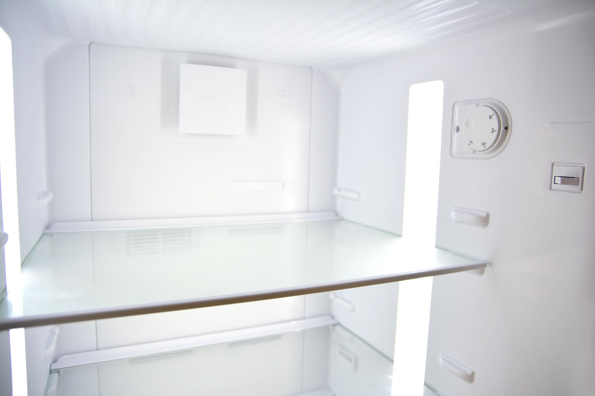 refrigerator shelves