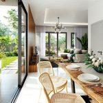 Dining foyer of homes in Setia Warisan Tropika