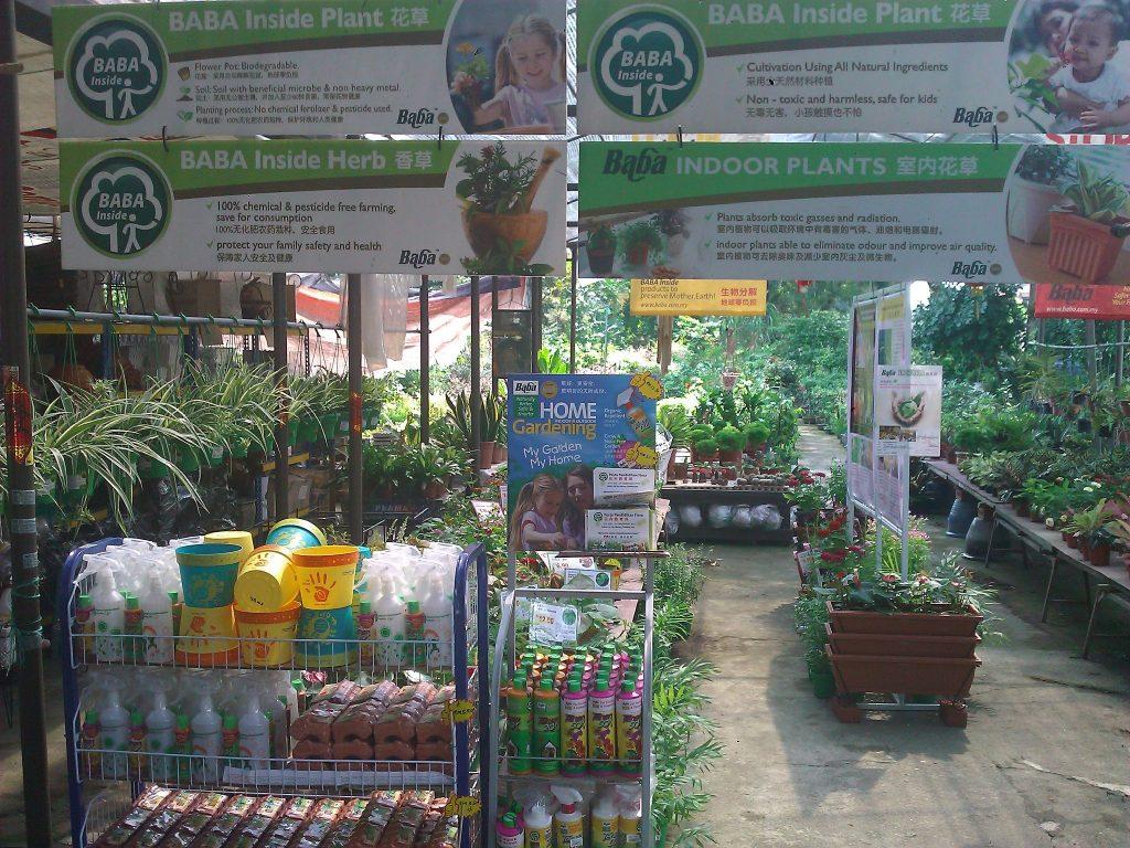Fui Sun Garden plant nurseries in kl