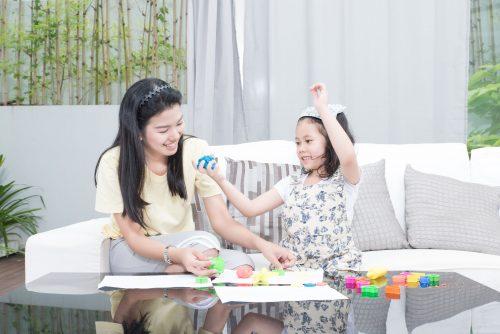 family playtime