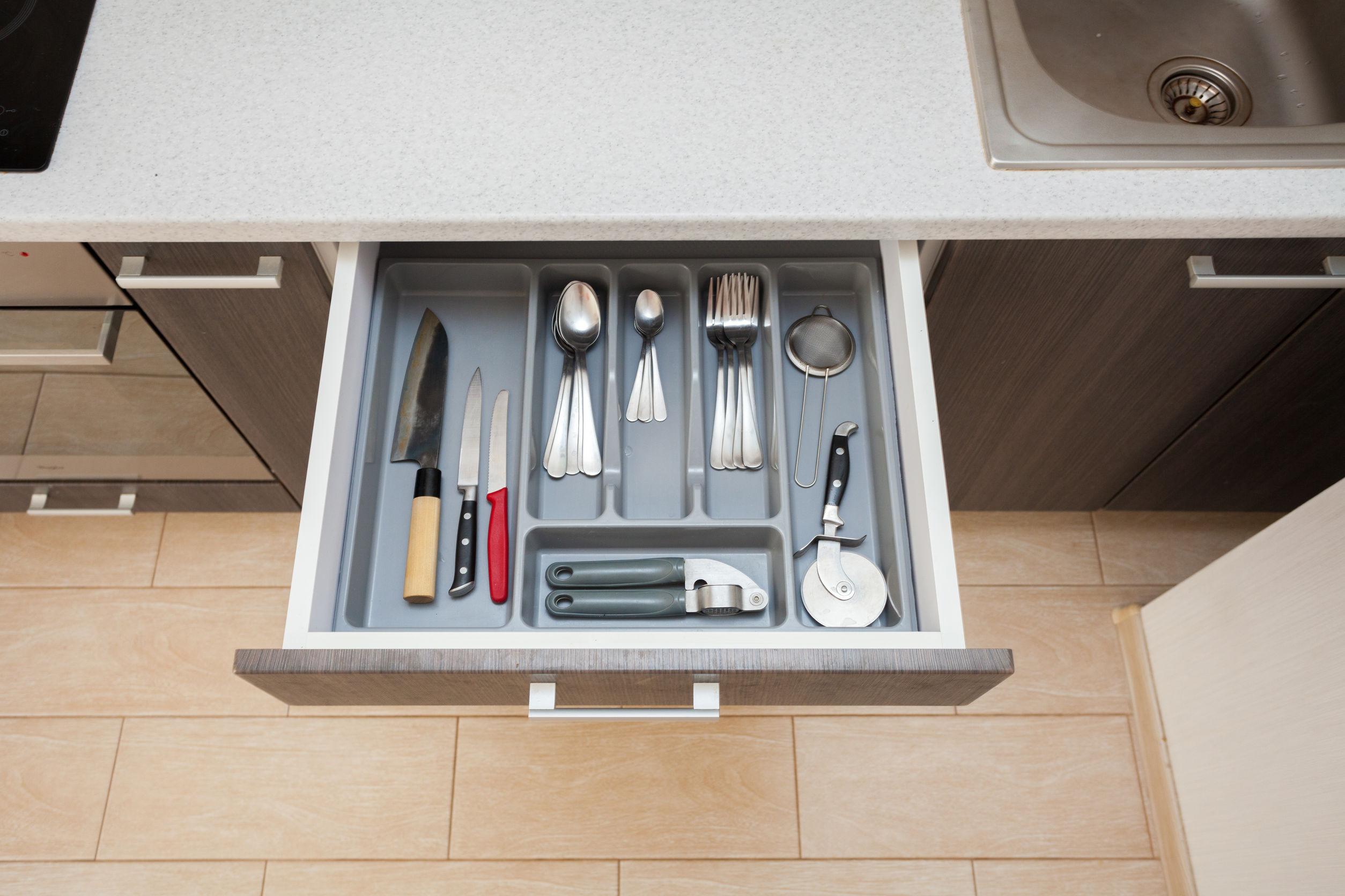 divided drawer