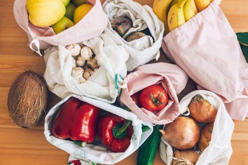 fresh groceries