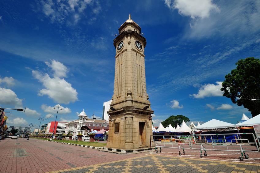 sungai-petani-clock-tower-kedah-malaysia