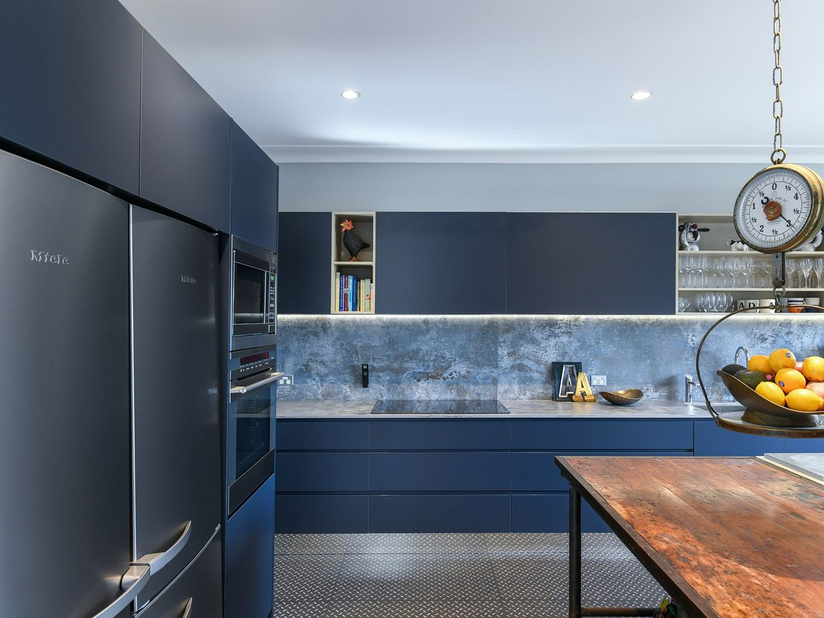6 easy DIY kitchen ideas anyone can do - Apply a fresh coat of paint