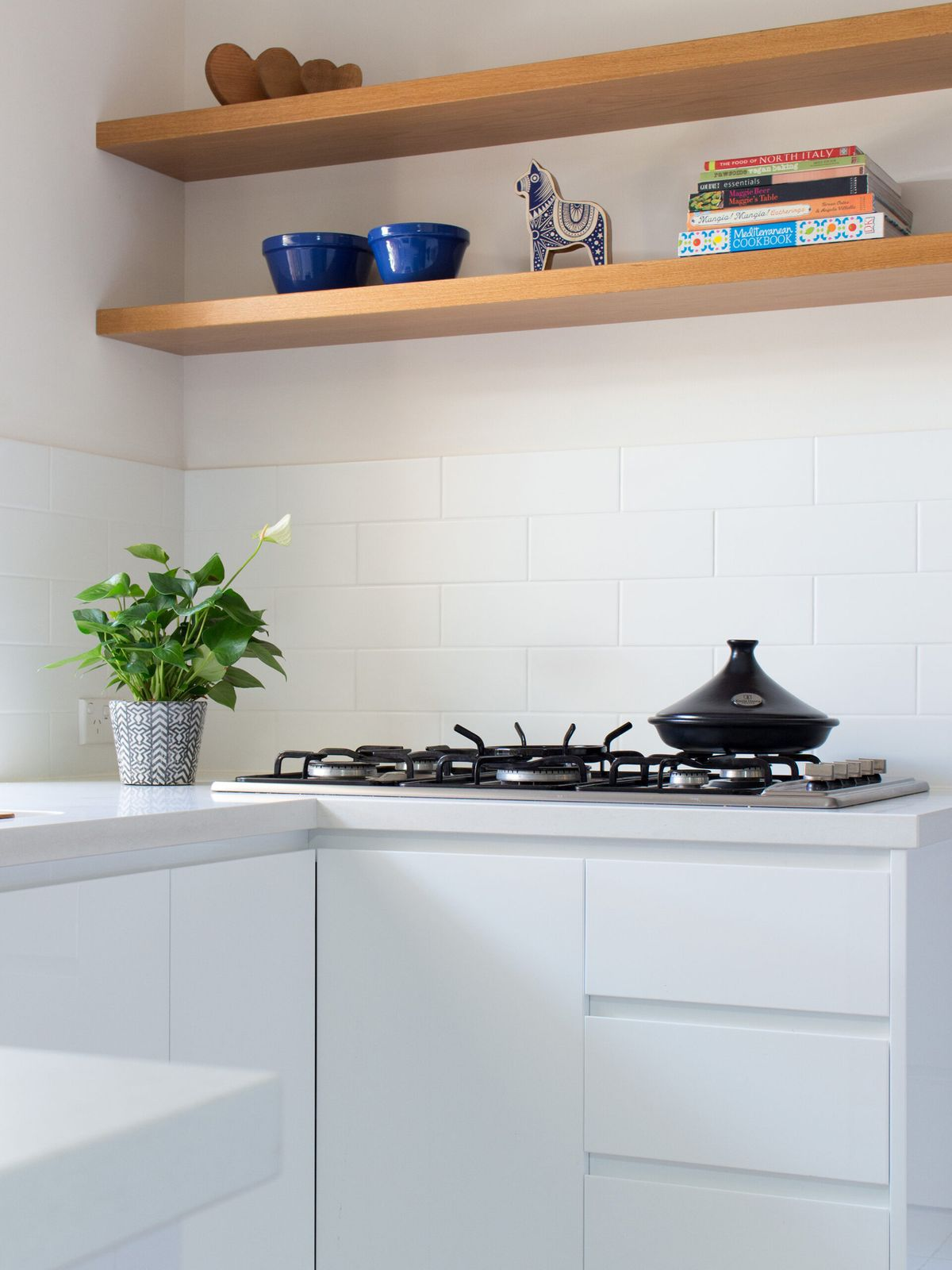 6 easy DIY kitchen ideas anyone can do - Clean up the tile grout