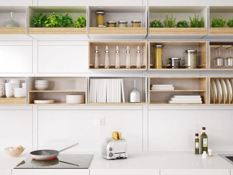 modern kitchen toaster